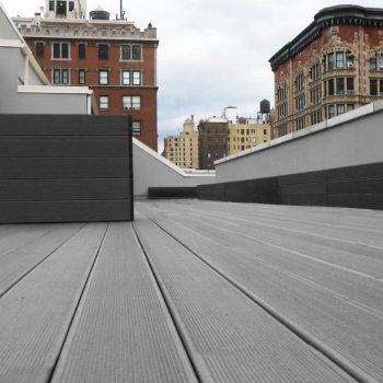 Composiet terrasplanken