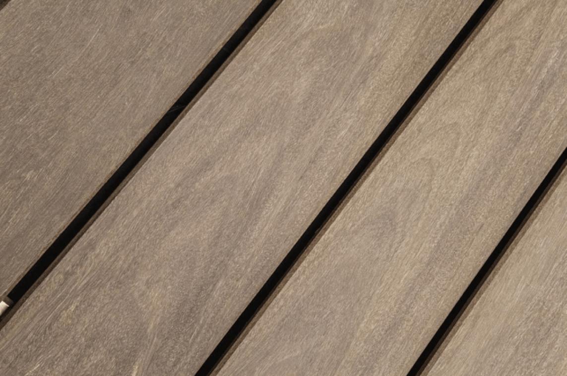 Ipé-terrasplank