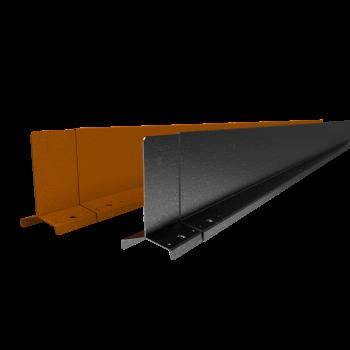 Hardline 150 mm. - Kantopsluiting voor rechte lijnen