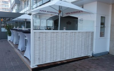 Corona-proof: Panel+ terraspaneel voor de horeca