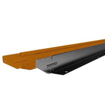Rigidline 75 mm. - Kantopsluiting voor strakke lijnen
