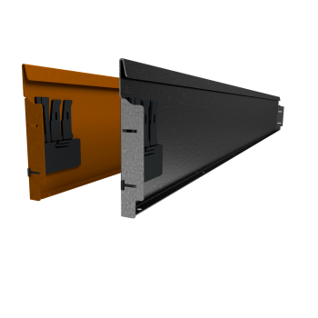 Rigidline 240 mm. - Border voor strakke lijnen