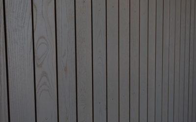Thermisch gemodificeerd hout